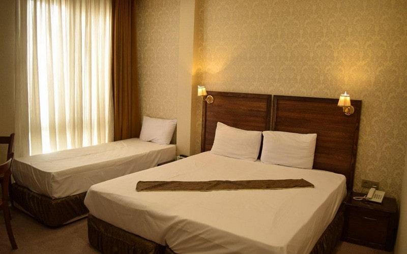 هتل شاکر مشهد