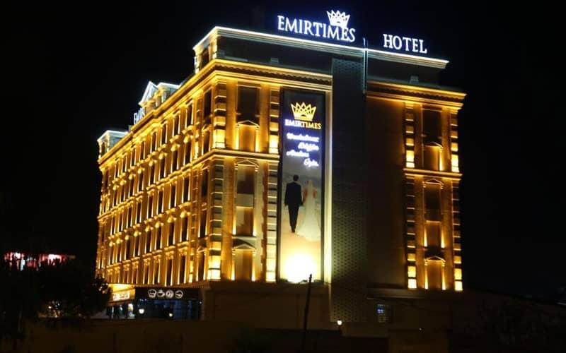 هتل Emirtimes Hotel Tuzla Istanbul