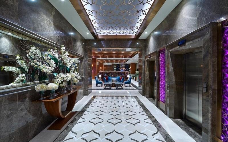 هتل Uranus Topkapi Istanbul