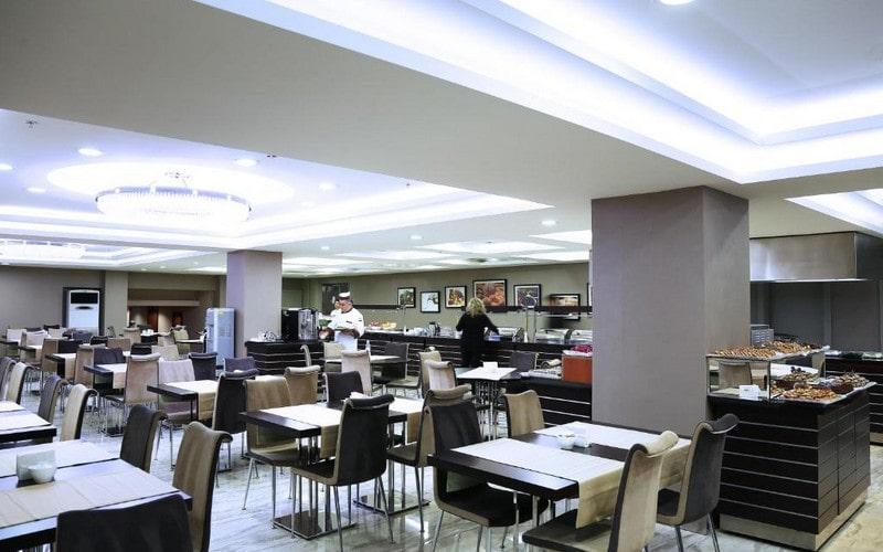 هتل Benler Hotel Istanbul