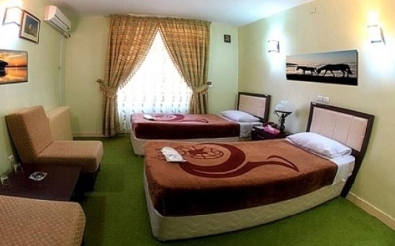 هتل جهانگردی ماکو ارومیه