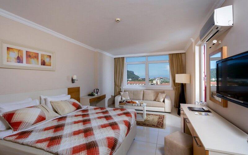 هتل Pgs Kiris Resort Antalya