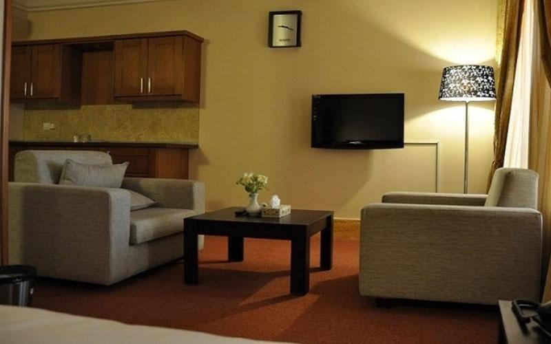 هتل آپارتمان سروش مشهد