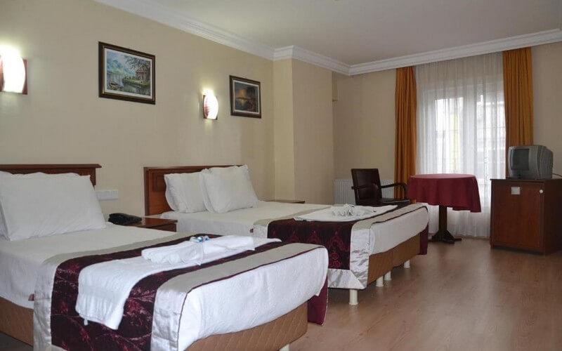 هتل Kafkas Hotel Istanbul