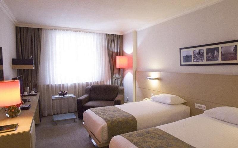هتل Eresin Taxim & Premier Istanbul