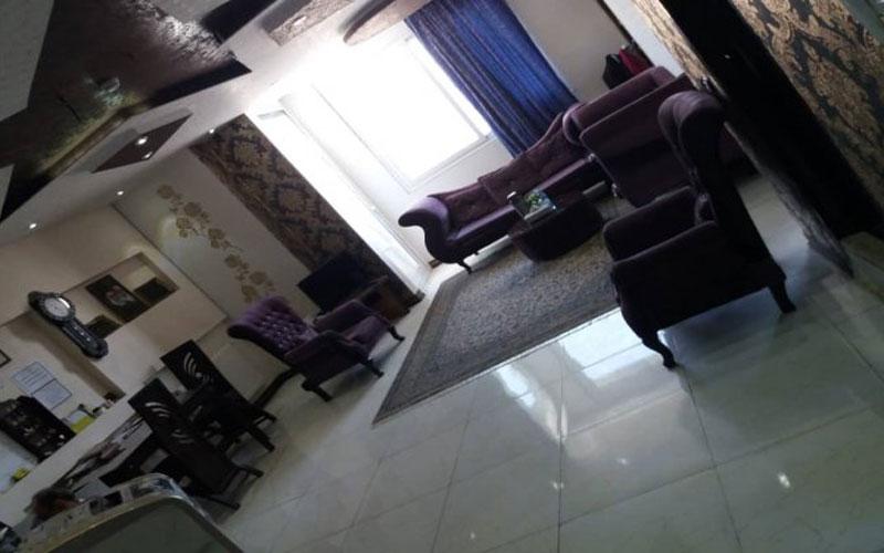 هتل آپارتمان ابوریحان شاهین شهر اصفهان