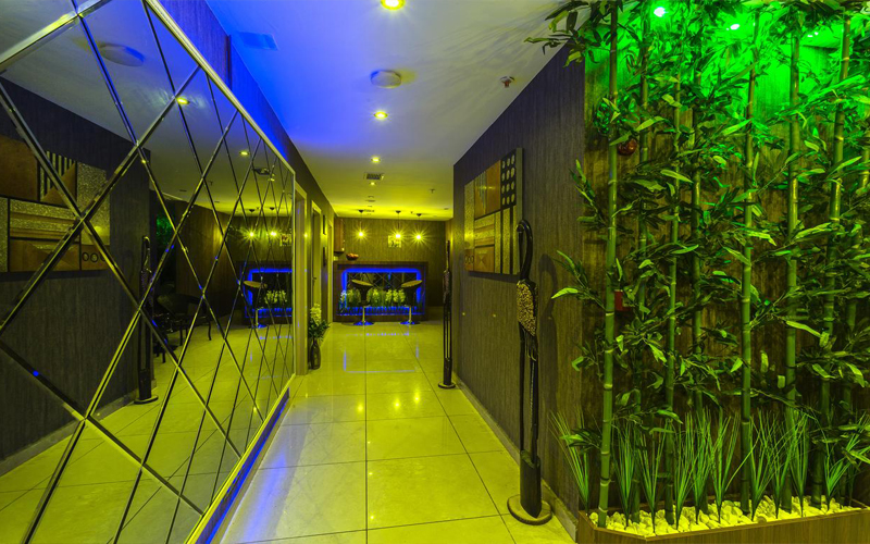 هتل تقسیم تایم استانبول