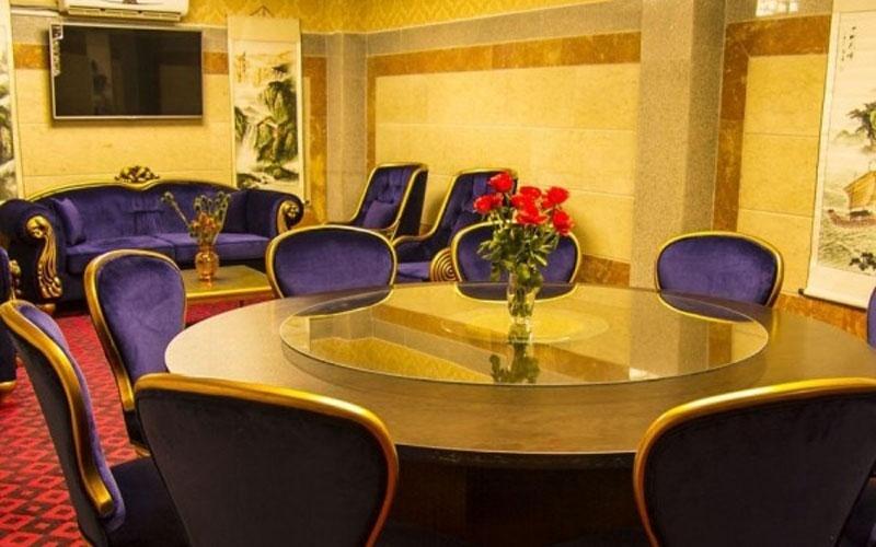 هتل جاده ابریشم تهران