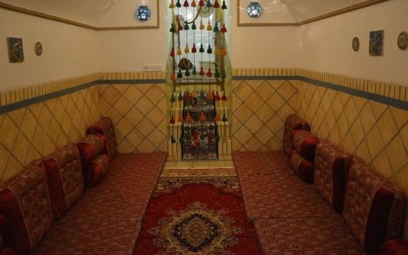 اقامتگاه بومگردی کیان مهریز