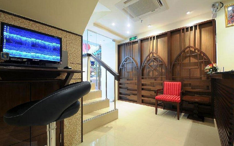 هتل رویال اکسپرس این بانکوک
