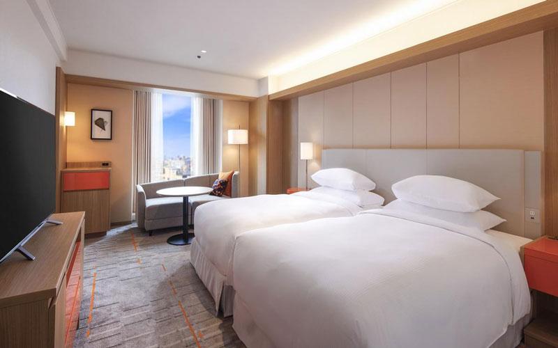 هتل شرایتون میاکو اوساکا