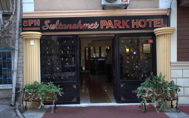 هتل Sultanahmet Park Hotel Istanbul