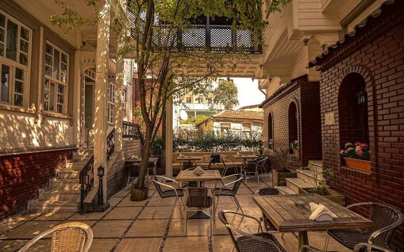 هتل Avicenna Hotel Istanbul