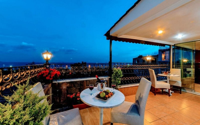 هتل Harmony Hotel Istanbul