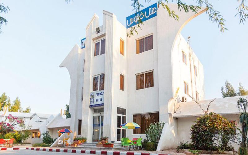 هتل فانوس کیش