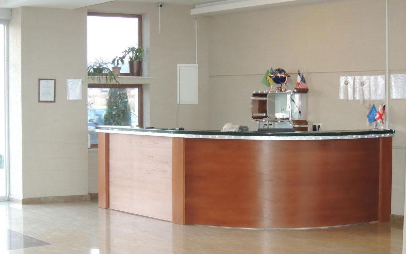 هتل وانیلا اسکای تفلیس