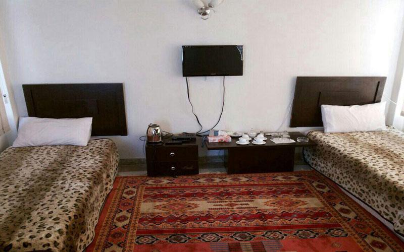 هتل ایران زمین قشم