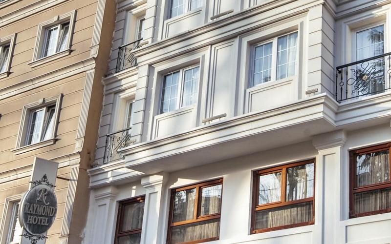 هتل Raymond Hotel Istanbul