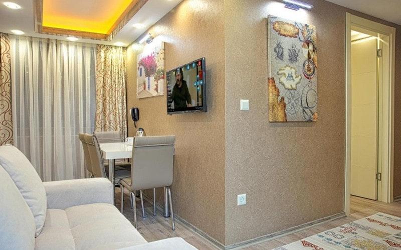 هتل Best Fulya Suites Istanbul
