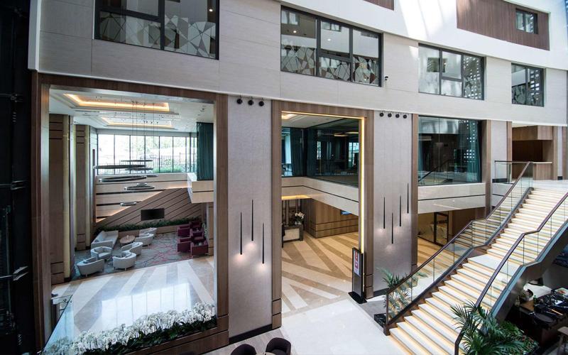 هتل كلاريون گلدن هورن استانبول