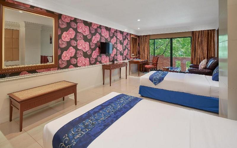 هتل Floral Hotel Dolphin Circle Pattaya