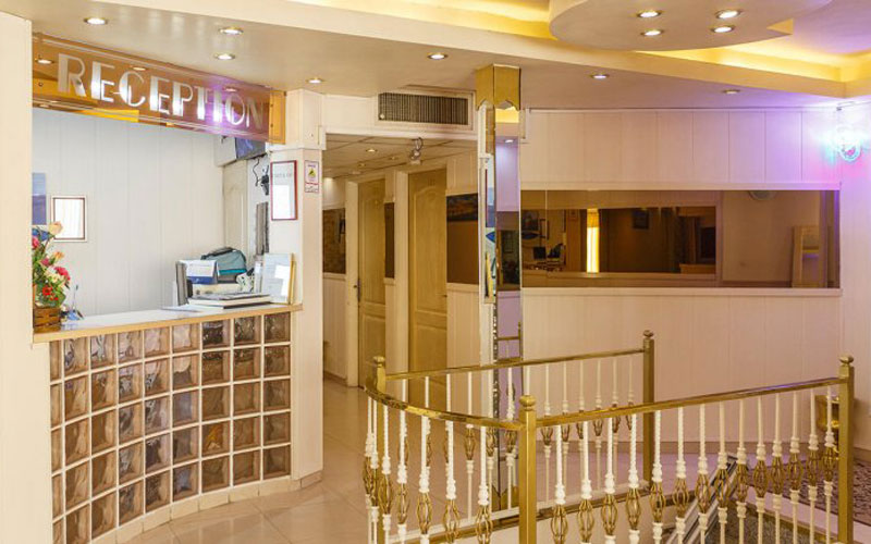 هتل کارون اصفهان