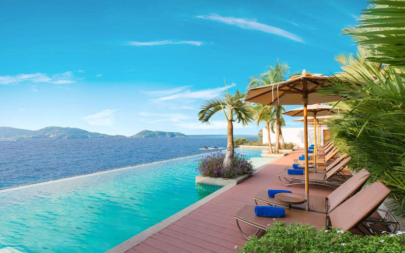 هتل Wyndham Grand Kalim Bay Phuket