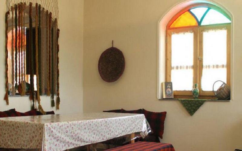 اقامتگاه بومگردی ورکانه همدان