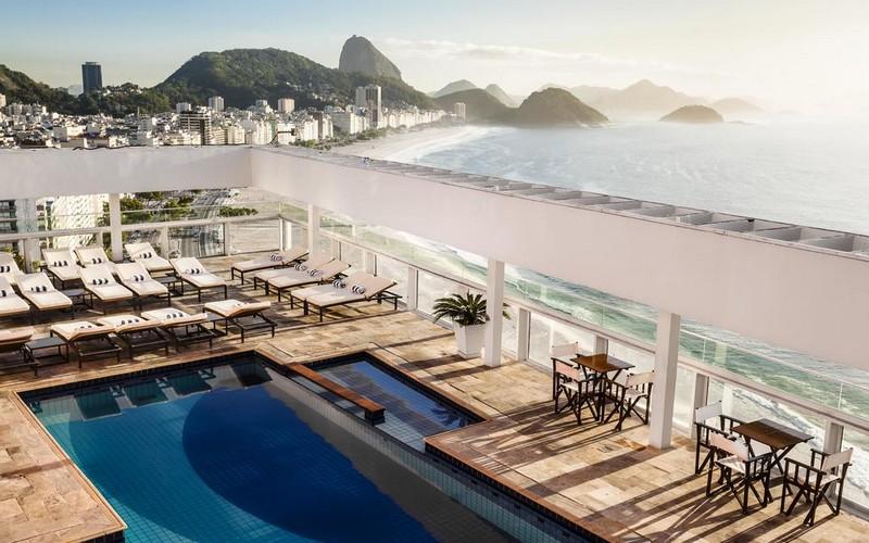 هتل Rio Othon Palace Rio de Janeiro