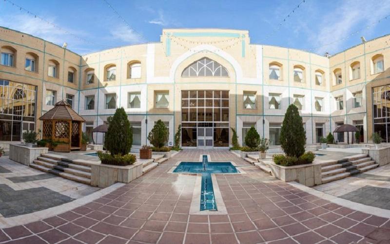 هتل قصر الضیافه مشهد