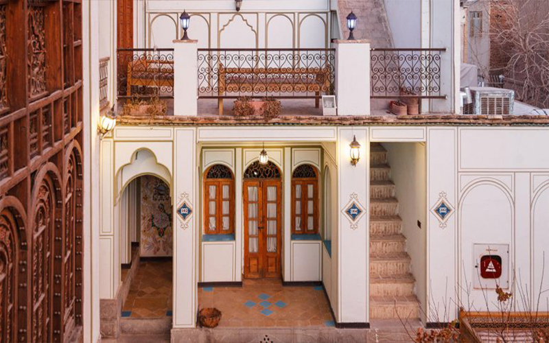 هتل سنتی عتیق اصفهان