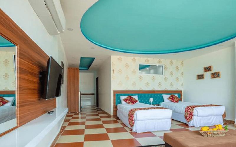 هتل رخسار قشم