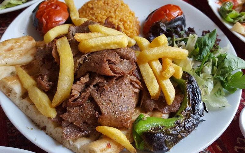 کافه رستوران استانبول کباب