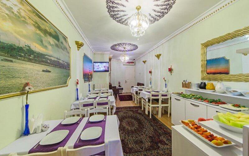 هتل Modern Sultan Hotel Istanbul