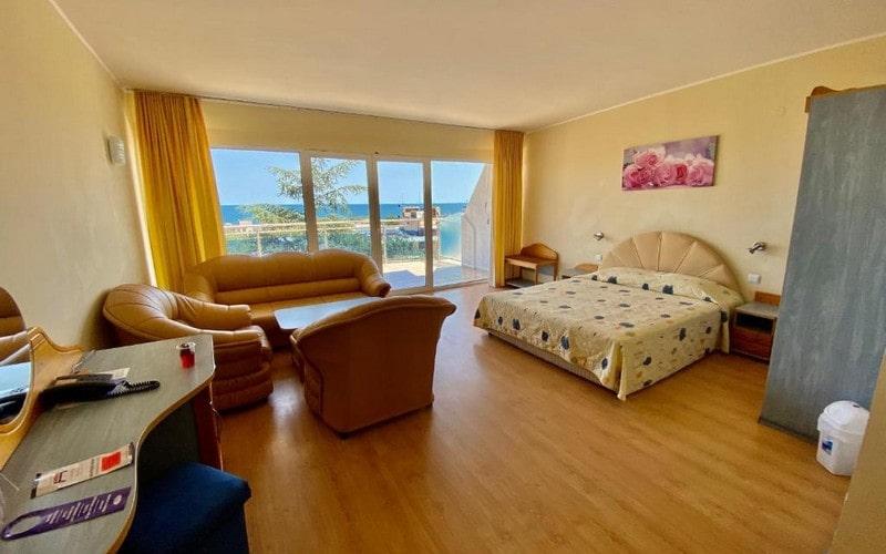 هتل Park Hotel Perla Varna