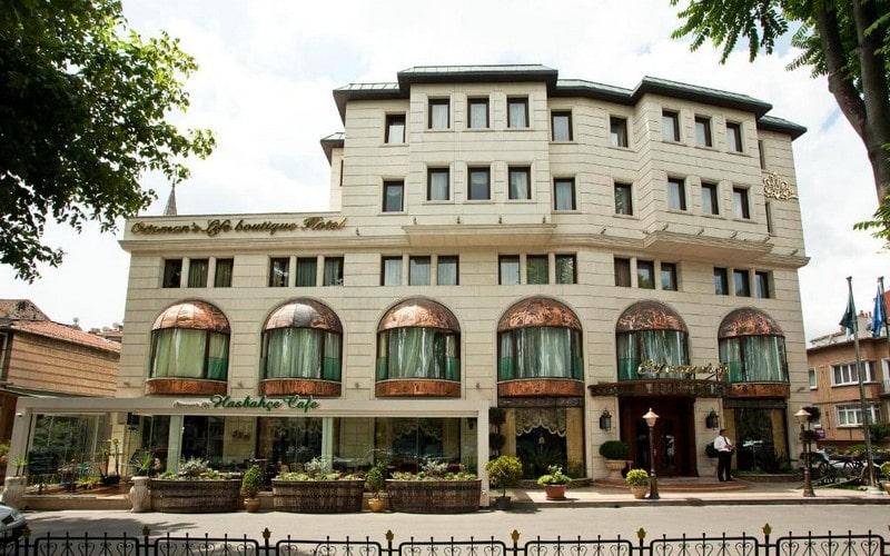 هتل Ottoman