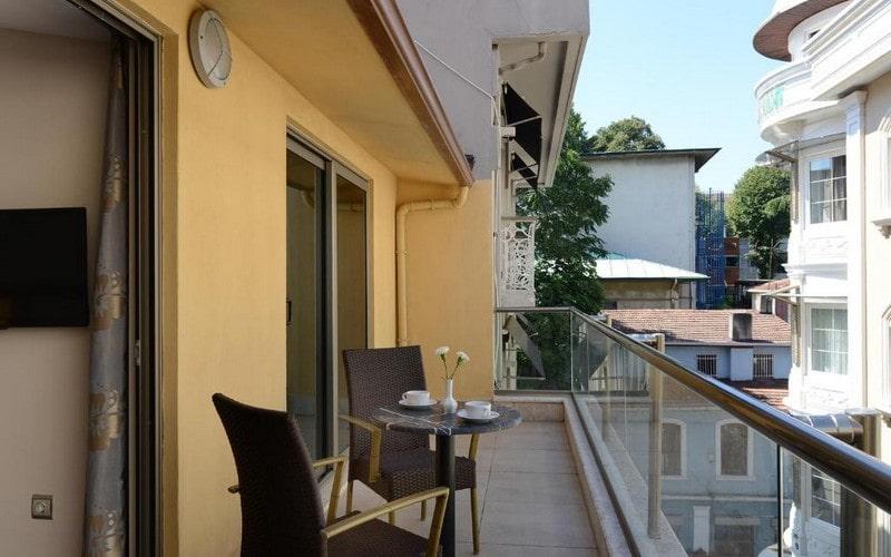 هتل Yasmak Comfort Hotel Istanbul