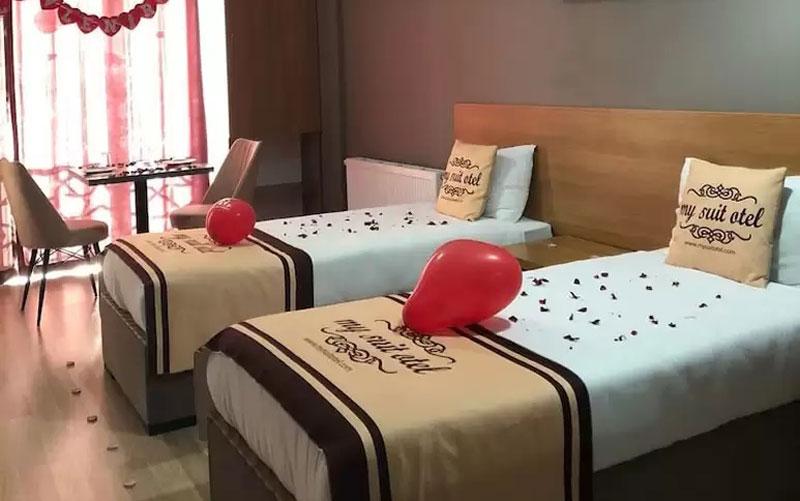هتل مای سوئیت وان