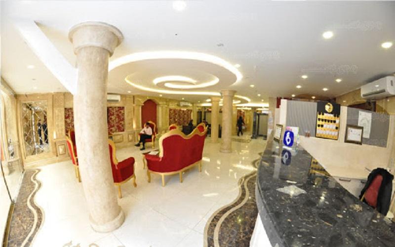 هتل نخل مشهد