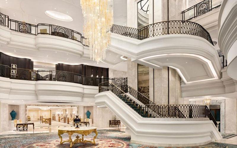 هتل Shangri La Bosphorus Istanbul