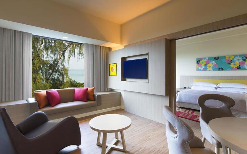 هتل Mercure Penang Beach