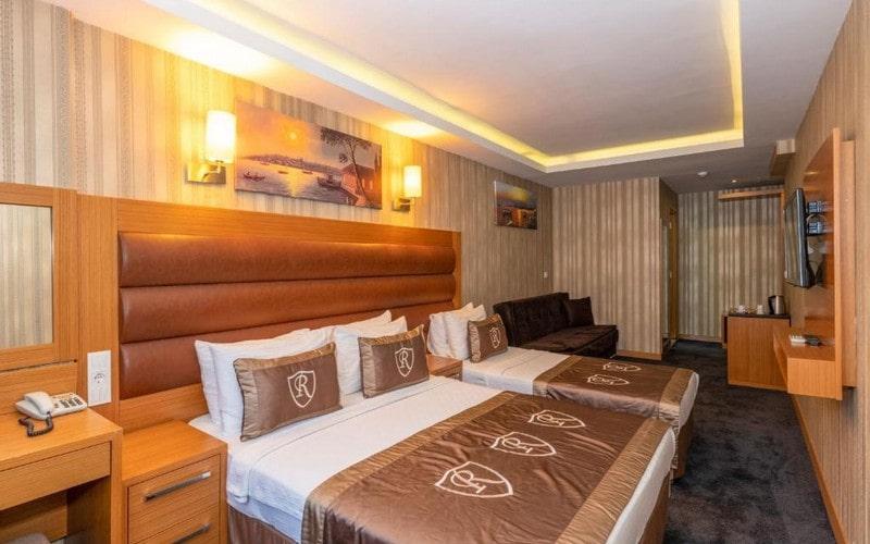 هتل Regno Hotel Istanbul