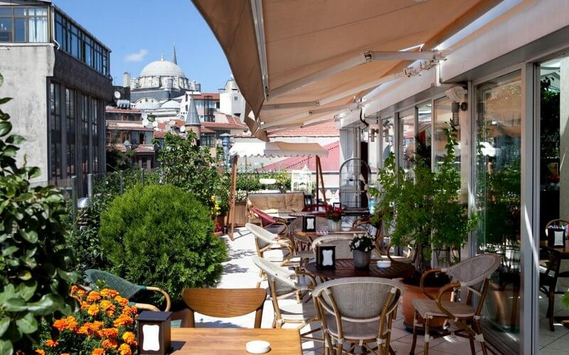 هتل Hotel Niles Istanbul