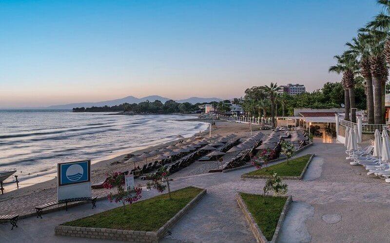 هتل Club Tarhan Beach Didim