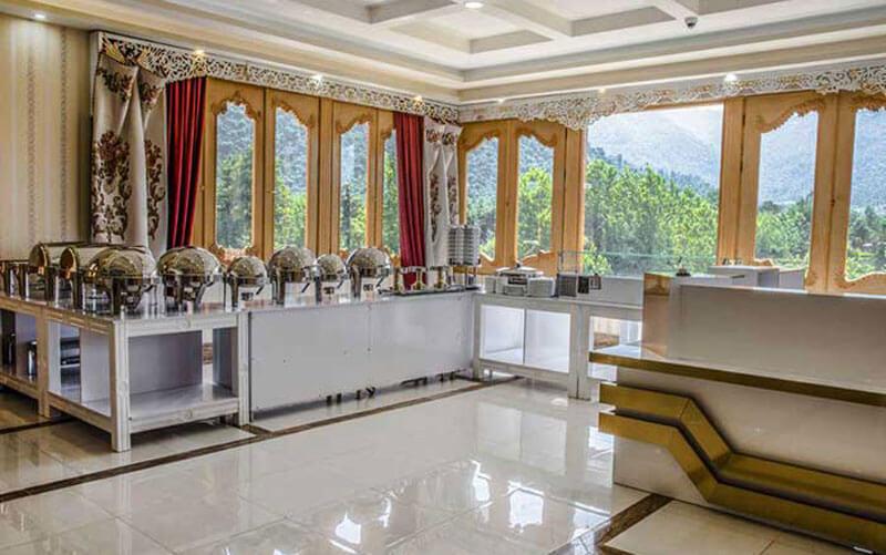 هتل راتینس ماسال