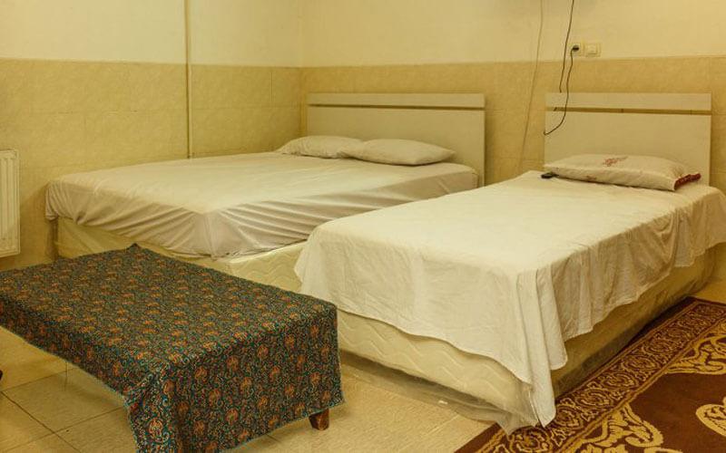 هتل پردیسان فاز ۲ یزد