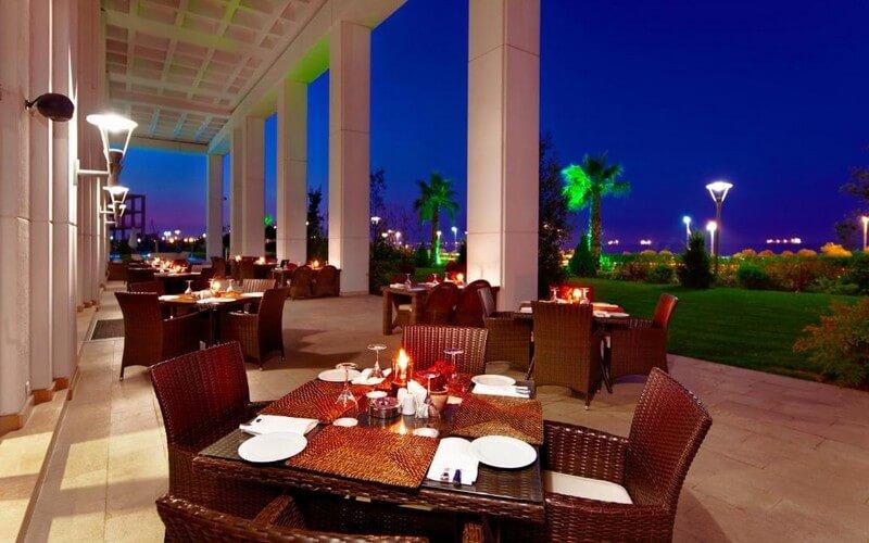 هتل The Green Park Pendik Istanbul