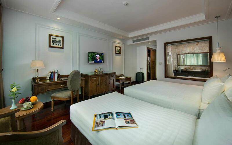 هتل پیرل هانوی