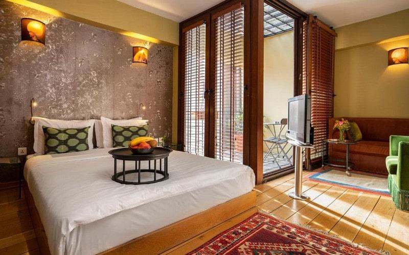 هتل Hotel Ibrahim Pasha Istanbul