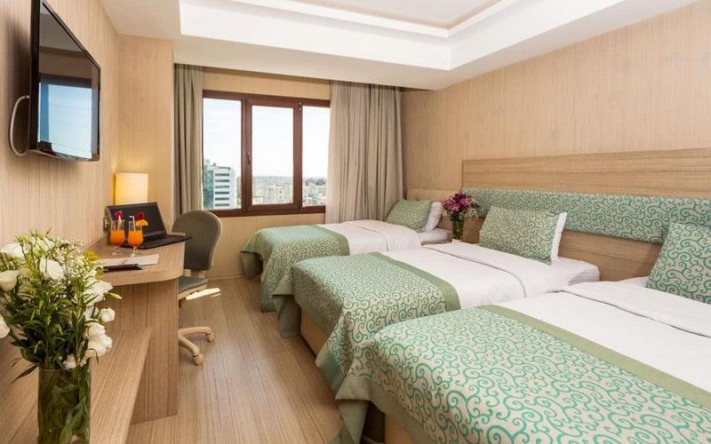 هتل Hotel Golden Way Giyimkent Istanbul